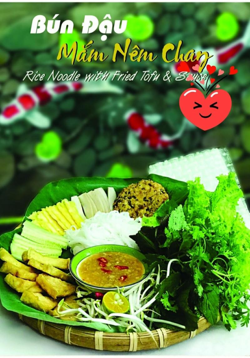 Vườn Chay Garden Restaurant