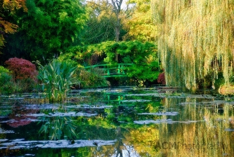 Vườn Claude Monet, Giverny