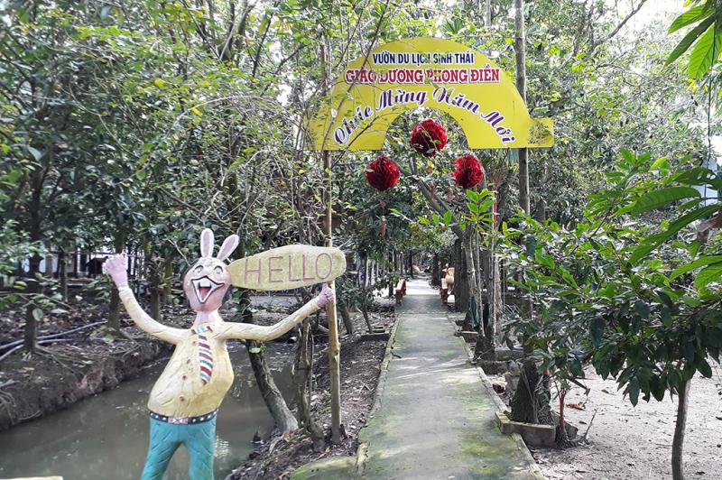 Vườn du lịch sinh thái Giáo Dương