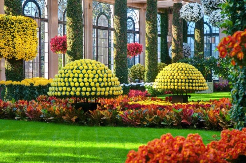 Vườn Longwood