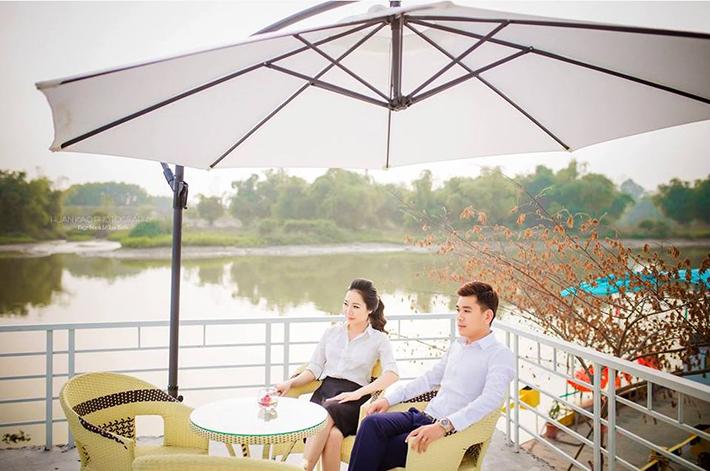 Vườn nghệ thuật Sông Thương (Sông Thương Garden)