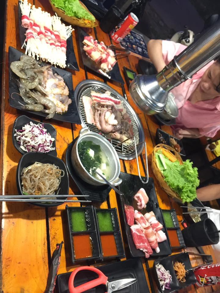 Vườn Nướng Hàn Quốc Cần Thơ