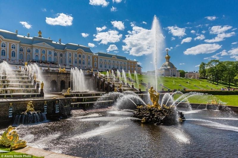 Vườn Peterhof