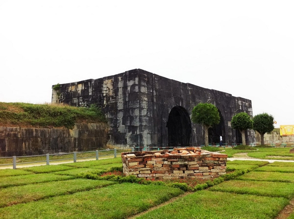 Thành nhà Hồ - di sản văn hóa thế giới được UNESCO công nhận