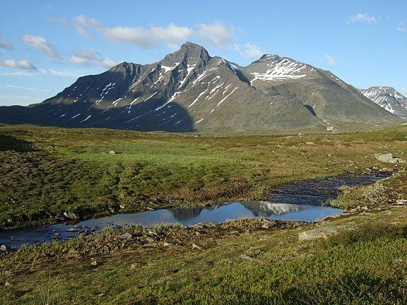 Vườn quốc gia Sarek, Thụy Điển