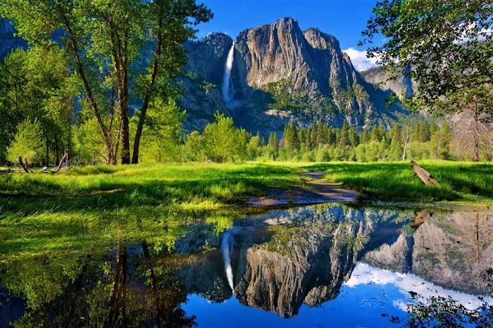 Vườn quốc gia Yosemite (Mỹ)