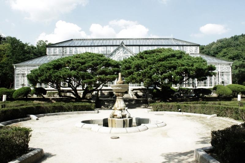 Vườn thực vật cung Changgyeong