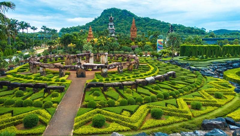 Vườn thực vật nhiệt đới Nong Nooch