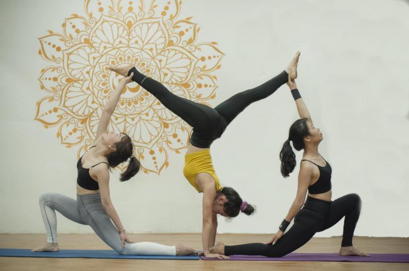 Vườn Yên Yoga Biên Hoà