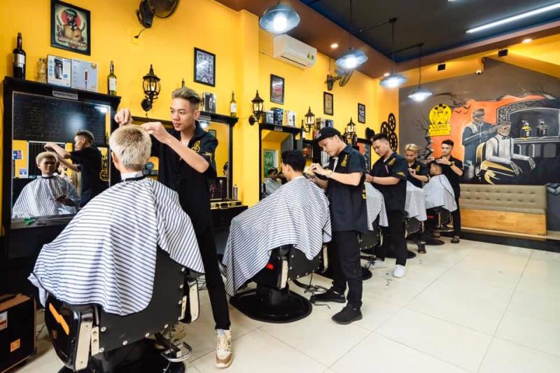 Vương Barber Shop Đà Nẵng