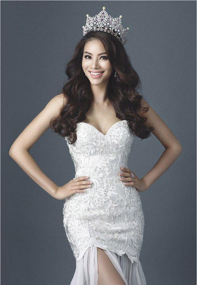 Vương miện Hoa hậu Hoàn vũ Việt Nam 2015
