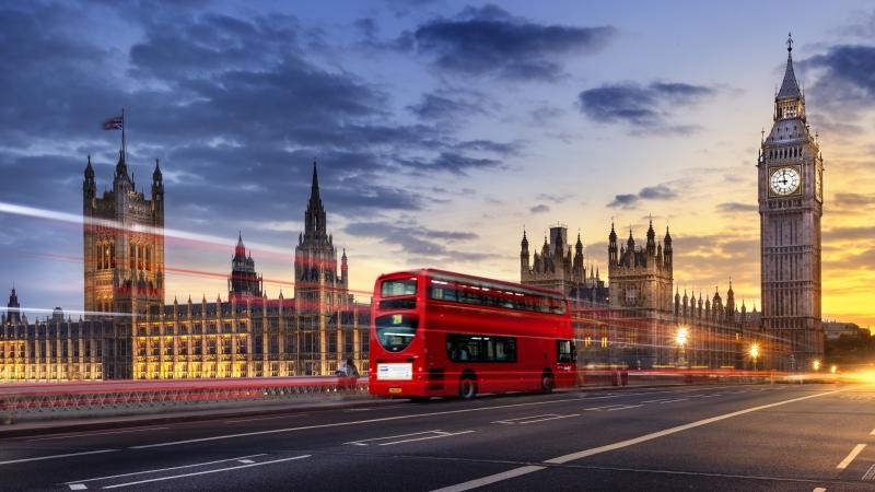 Thủ đô London, Vương quốc Anh