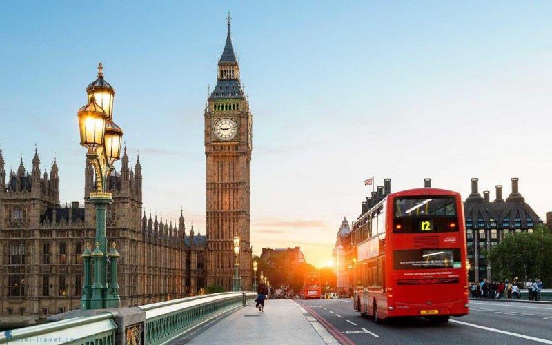 Du lịch Vương quốc Anh là một lựa chọn sáng suốt