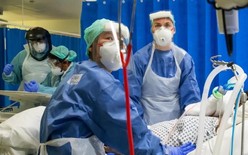 Đại dịch virut corona tại Vương Quốc Anh