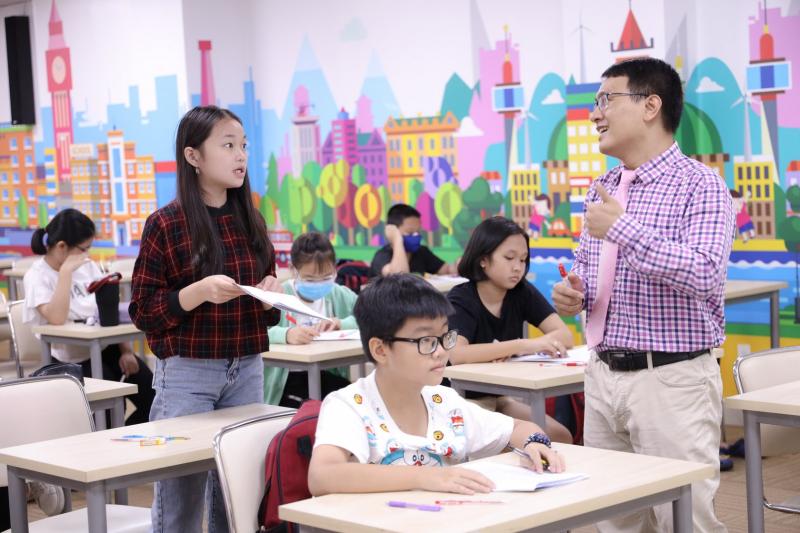 Vus – Anh ngữ hội Việt Mỹ
