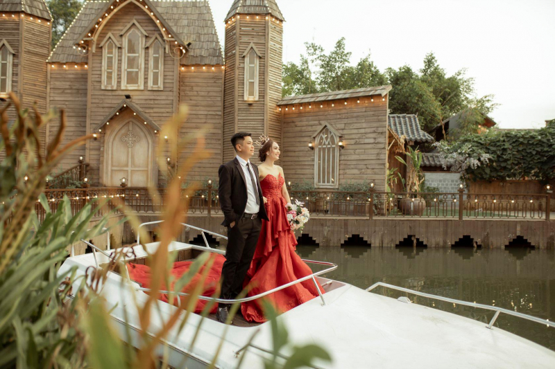 Vy Anh Bridal's