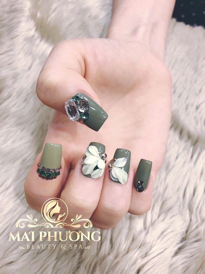 Mai Phương Beauty - Spa Phun Thêu Nail Makeup