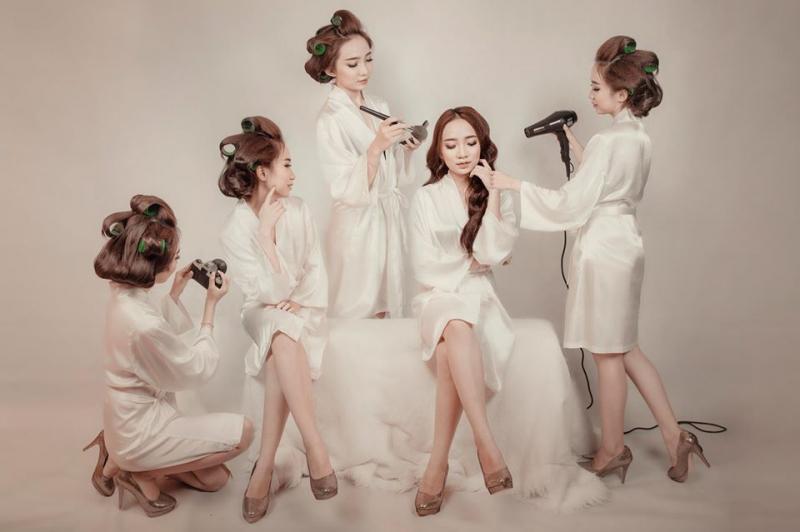 Rainie Feng Makeup