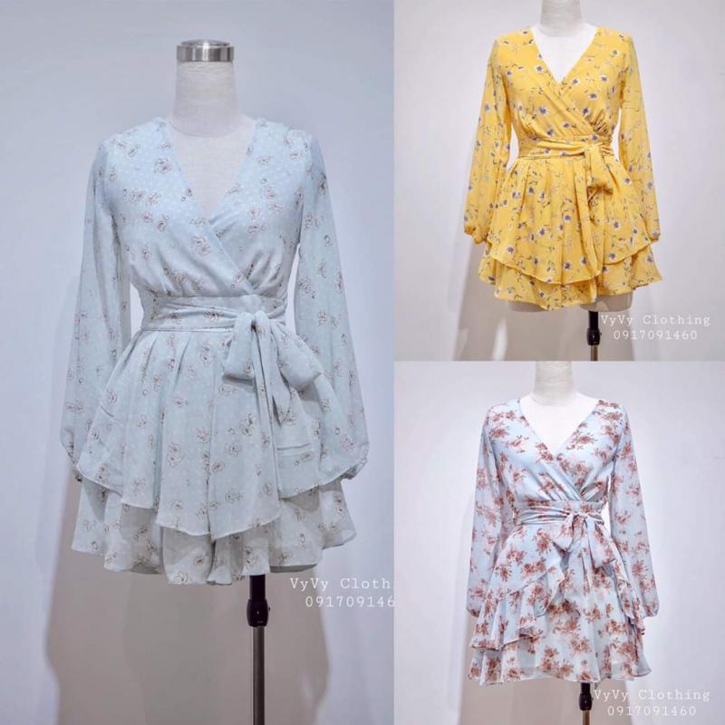 Váy độc quyền YuMe thiết kế