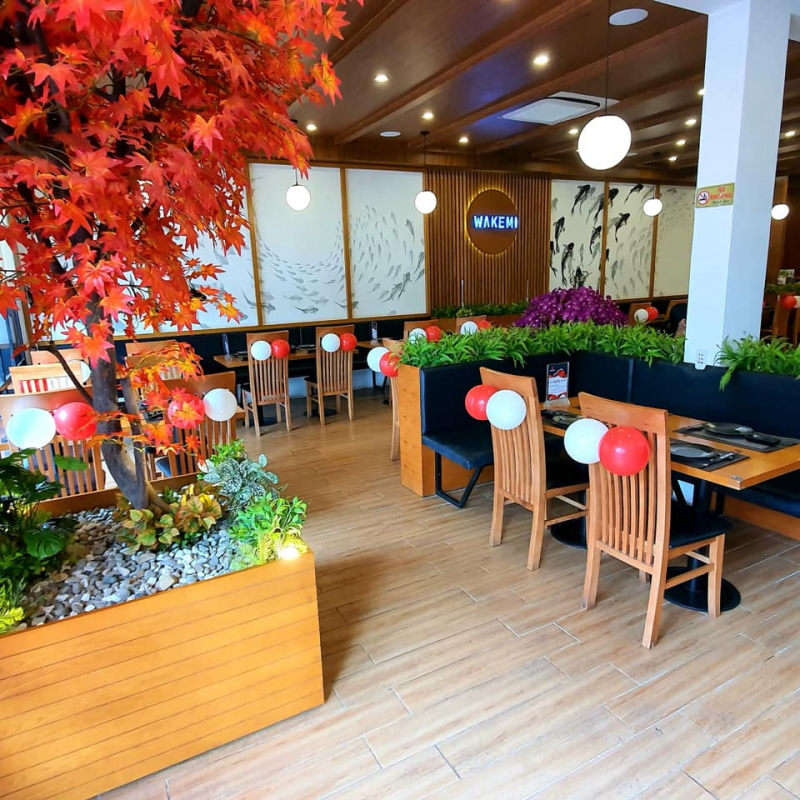 Wakemi Japanese Restaurant