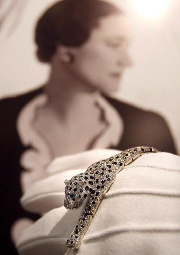 Vòng đeo tay Wallis Simpson Panther