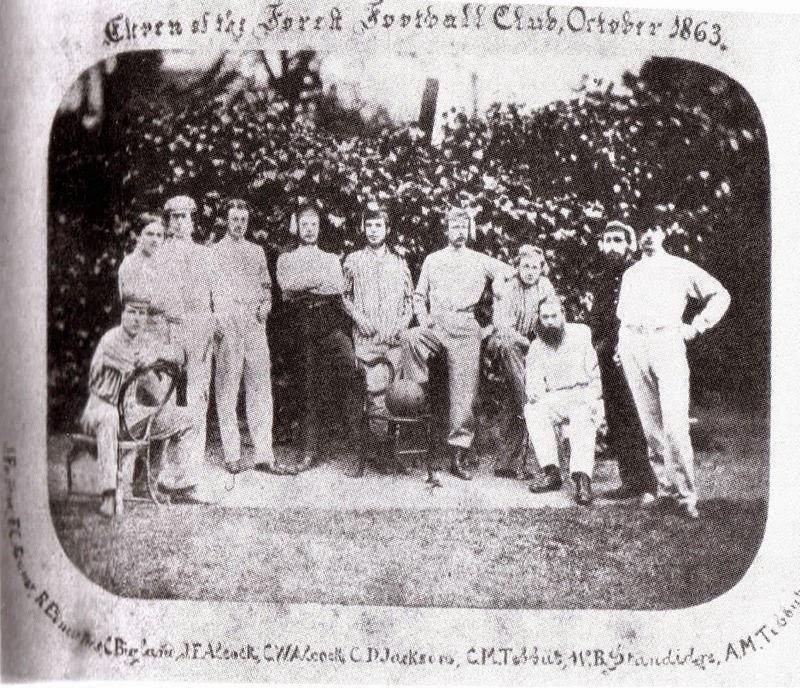 Đội hình của Wanderers đã từng vô địch cúp FA