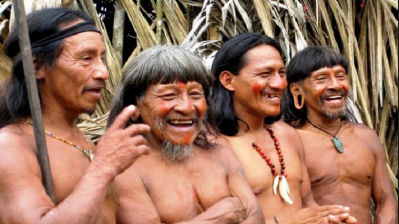 Hình ảnh bộ tộc Waidani