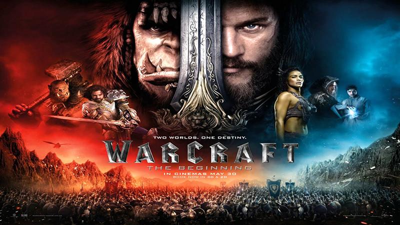 trailer Warcraft (2016)