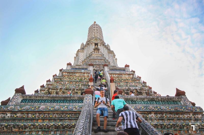 Top 10 Ngôi chùa nổi tiếng linh thiêng ở Bangkok, Thái Lan