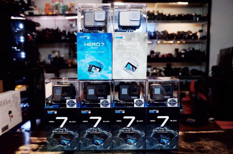 Top 5 cửa hàng uy tín bán camera hành trình Gopro Hero và phụ kiện, đồ chơi tại Hà Nội