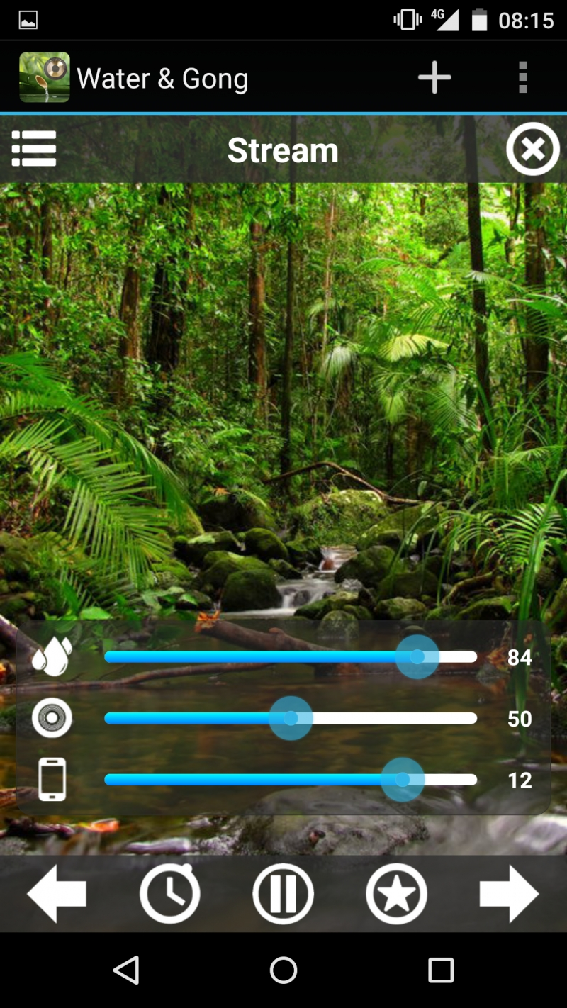 Water & Gong ~ Relaxing Sounds giúp bạn thư giãn đầu óc và nhanh chóng chìm vào giấc mơ (Nguồn: Amazon.vn)