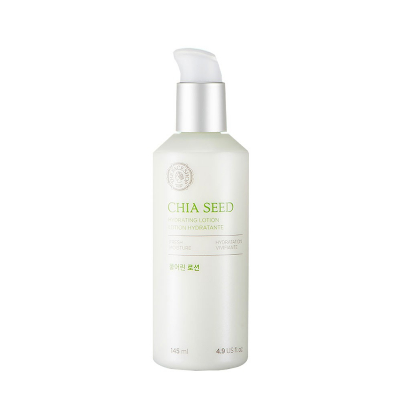 Water Lotion Chia Seed The Face Shop