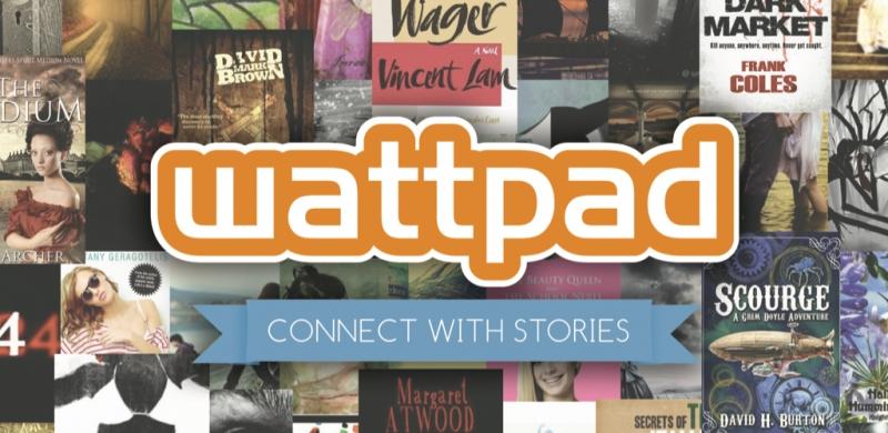Wattpad Việt Nam với nhiều thể loại truyện phong phú.