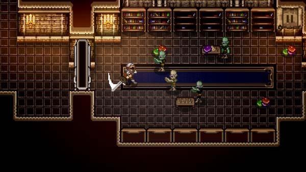 Wayward Souls có lối chơi đòi hỏi bạn phải tính toán khá cẩn thận