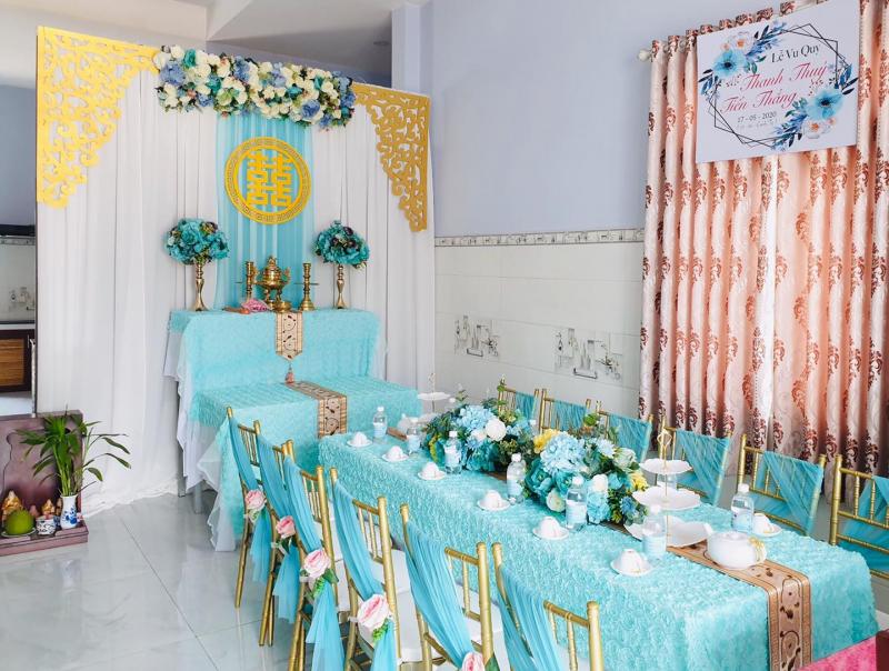 WE Wedding House - Trang Trí Tiệc Cưới