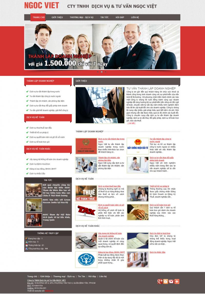 sử dụng dịch vụ Thiết kế web doanh nghiệp chuẩn SEO của WEB24S để đưa thương hiệu công ty bạn lên Internet ngay hôm nay.