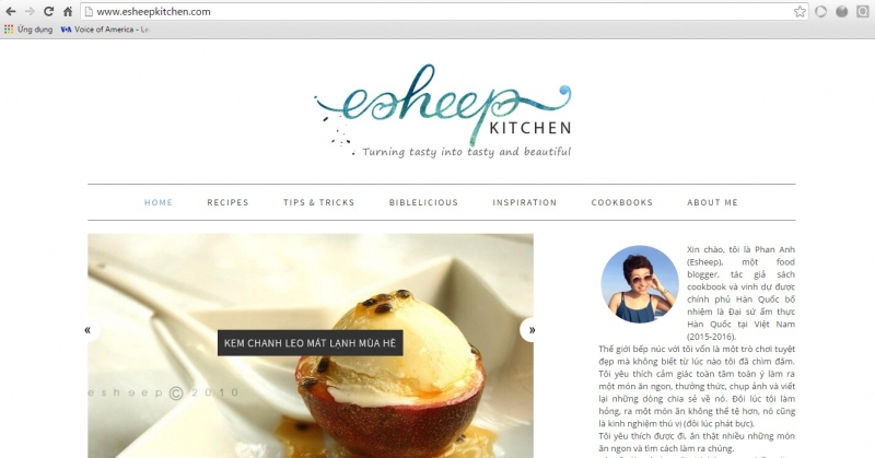 WEBSITE ESHEEP KITCHEN