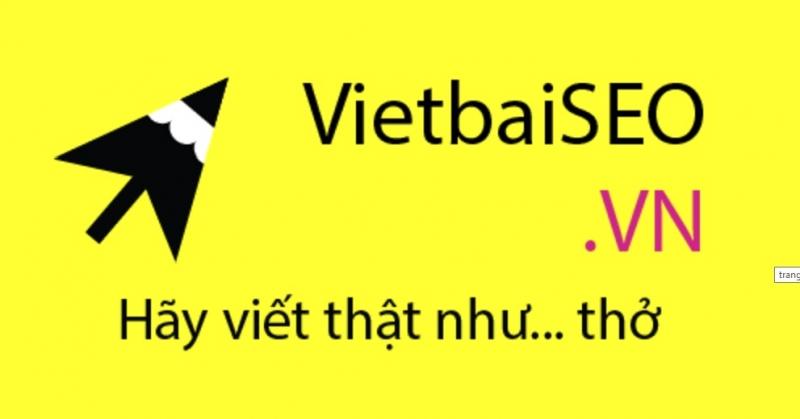 Website vietbaiseo.vn luôn làm việc theo phương châm