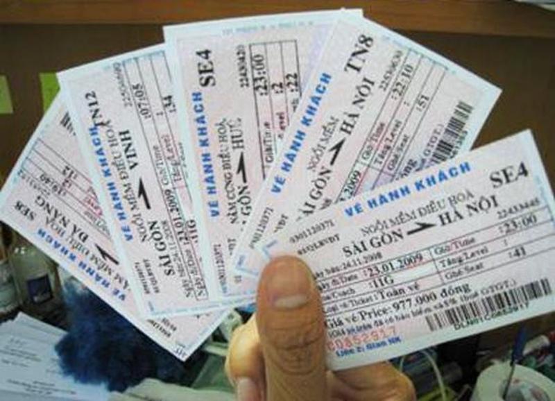 Những tấm vé