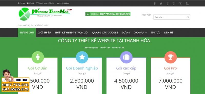 Websitethanhhoa.com