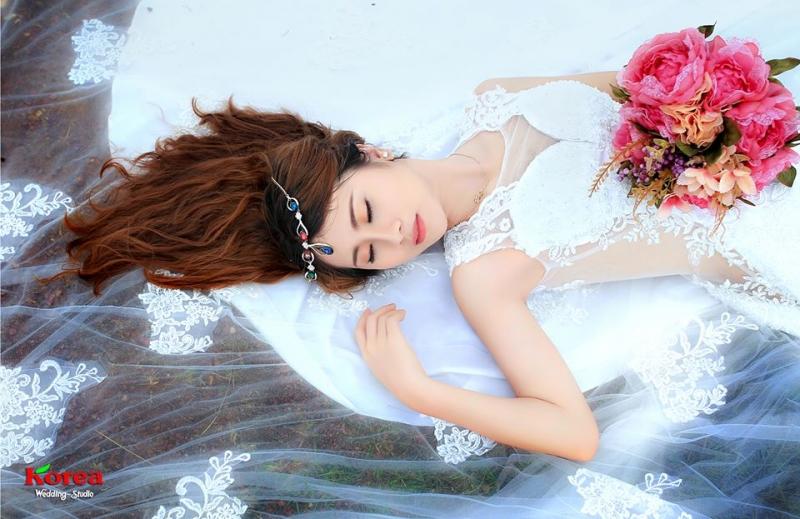 Một số bộ ảnh khách hàng sử dụng dịch vụ của Wedding Studio KOREA