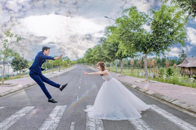 Wedding Tường Vi