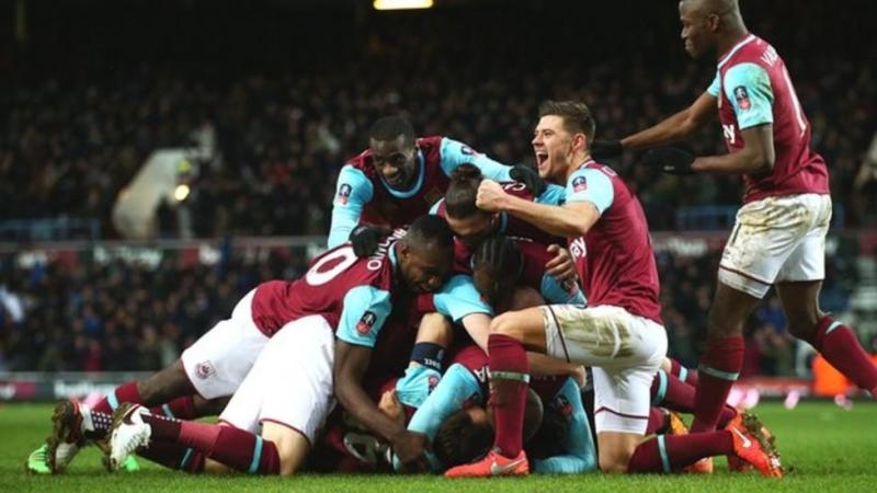 West Ham thi đấu khá ổn định ở các mùa giải vừa qua