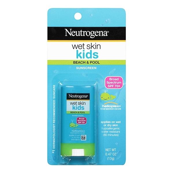 Kem chống nắng Wet Skin Kids Stick Sunscreen Broad Spectrum