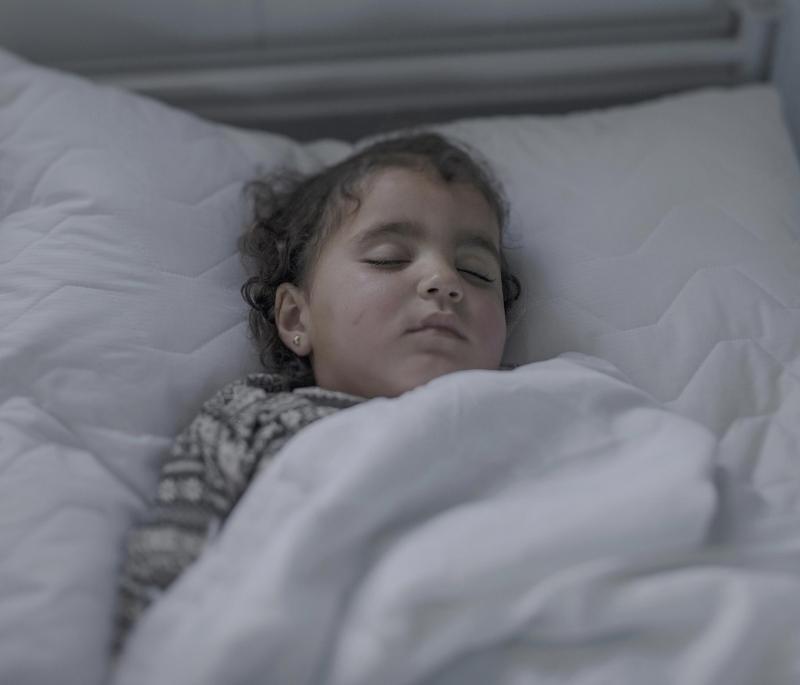 Where the Children Sleep - Magnus Wennman