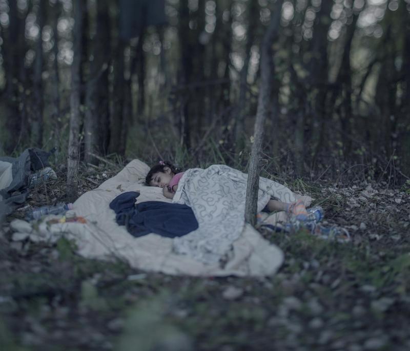 Bộ ảnh Where the Children Sleep của nhiếp ảnh gia Magnus Wennman - Nguồn Internet