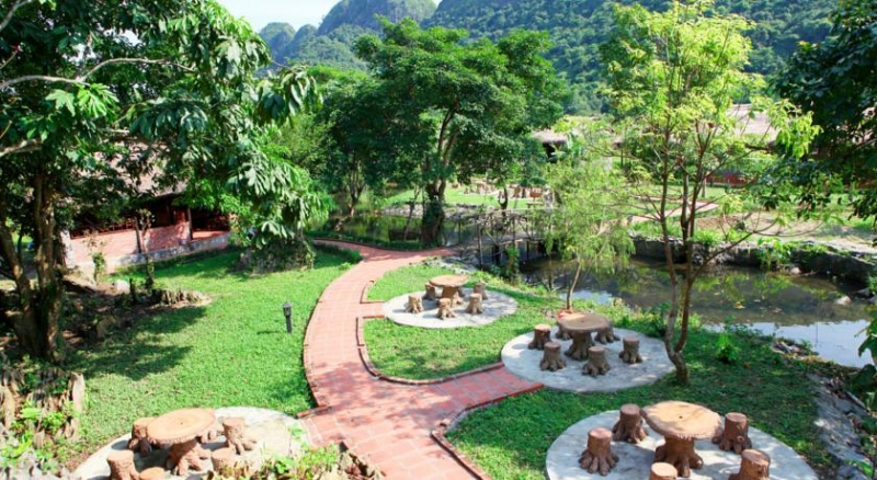 Cảnh trong Whisper Nature Bungalow & Resort