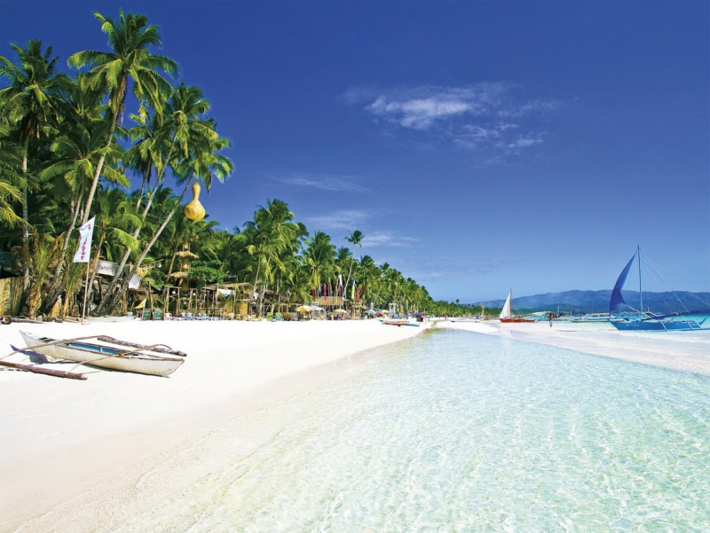 White Beach – Philippines