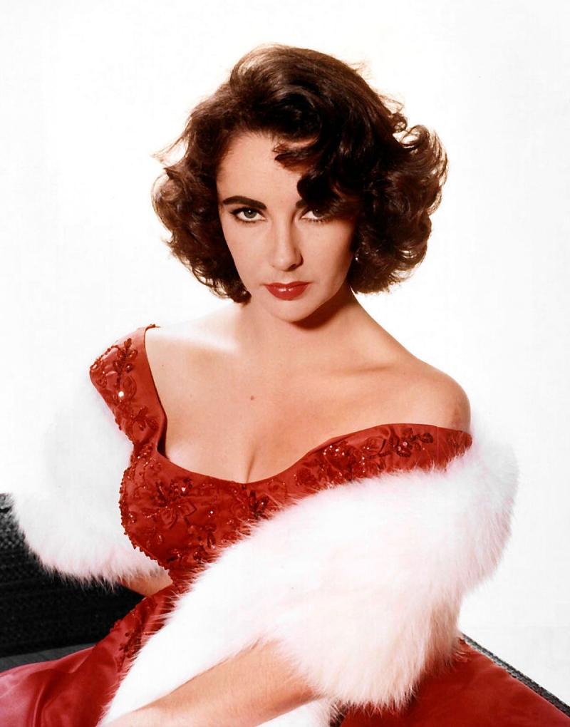 Nữ diễn viên nổi tiếng Elizabeth Taylor