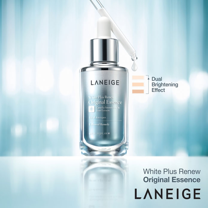 White Plus Renew Essence